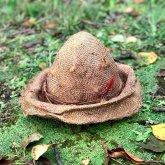 【マッドハッターの帽子展】KENT HAT 黄金の旅人 一点物