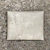 【受注】カガリユウスケ 封筒型小銭入れ コインパース 財布 グレイ 灰色 grey gray