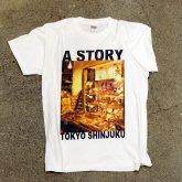 A STORY TOKYO 新宿東口 Tシャツ