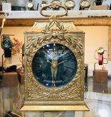 イエスキリスト ジーザスクライシストの置き時計 ゴシック クロック リプロダクト