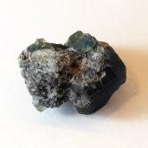 グリーンフローライト 原石   中国産 (Flourite) 寸法 : 34×30×22mm /約27 g 蛍石 鉱物 F007