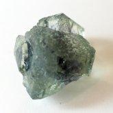 ライトグリーンフローライト 原石   中国産 (Flourite) 寸法 : 34×29×24mm /約26 g 蛍石 鉱物 F011