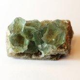 ライトグリーンフローライト 原石   中国産 (Flourite) 寸法 : 44×15×19mm /約45g 蛍石 鉱物 F021