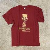 A STORYオリジナルTシャツ 少年A ワイン