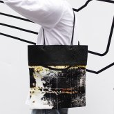 【受注】カガリユウスケ 壁布トート・2020 ユシマ【2020 有機的な個体】