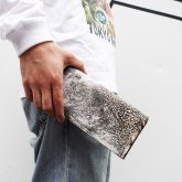 【受注】カガリユウスケ 薄型長財布 mw-14 uc 都市迷彩【2020 有機的な個体】