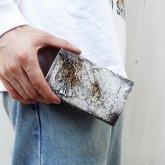 【受注】カガリユウスケ 二つ折り財布 mw-13 uc 都市迷彩【2020 有機的な個体】