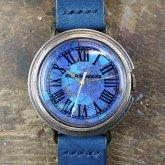 【1点物】リアルモルフォ ローマ モザイク シルバー925 銀製腕時計
