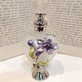 ユリの花 香水瓶| アンティーク ヴィンテージ パフュームボトル