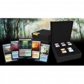 マジック:ザ・ギャザリング MTG Magic the Gathering Secret Lair: Ultimate Edition《◯英語版》対抗色フェッチランド5種 収録
