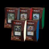 ストリクスヘイヴン:魔法学院 統率者デッキ5種セット《●日本語版》MTG [STX]