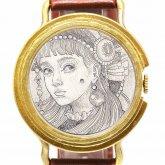 【セミオーダー】カード文字盤腕時計