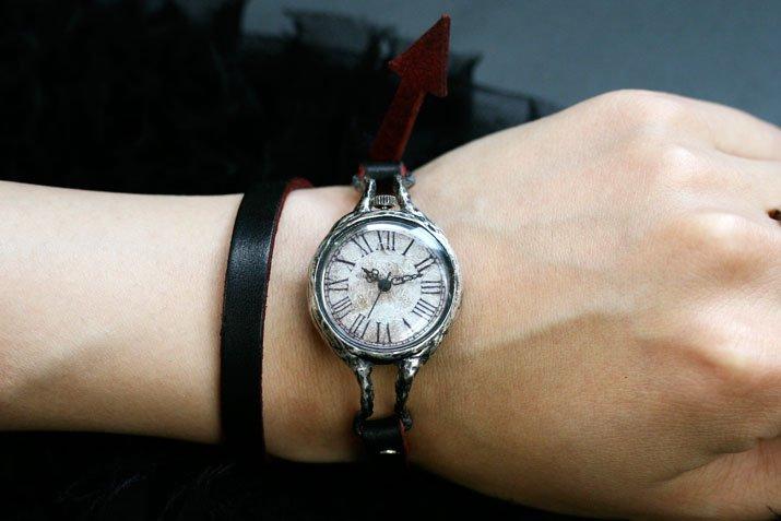 手作り腕時計 イヴ
