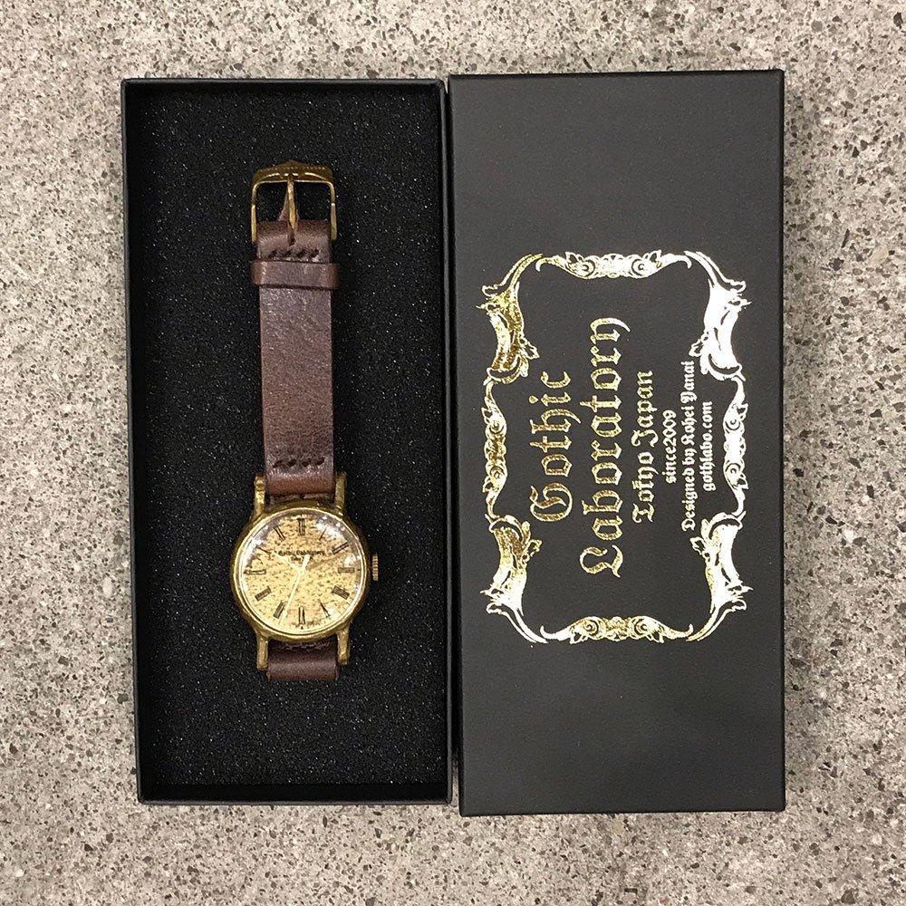 手作り腕時計 クラシック メンズ リストウォッチ