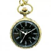 Classic Pocket watch Black