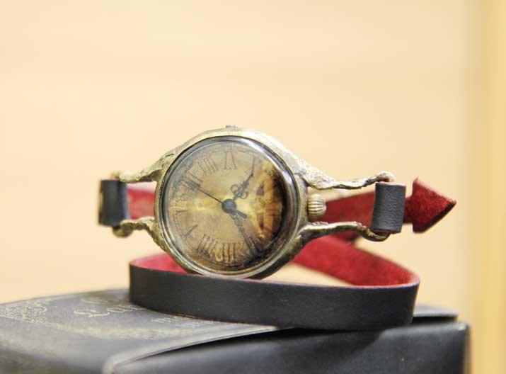 手作り腕時計 アダム