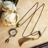 <img class='new_mark_img1' src='https://img.shop-pro.jp/img/new/icons47.gif' style='border:none;display:inline;margin:0px;padding:0px;width:auto;' />time specimen necklace GD スクエア文字盤タイプ 1点もの