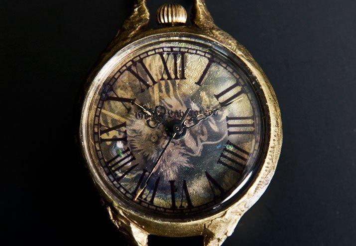手作り腕時計 石野竜三 俺様モデル
