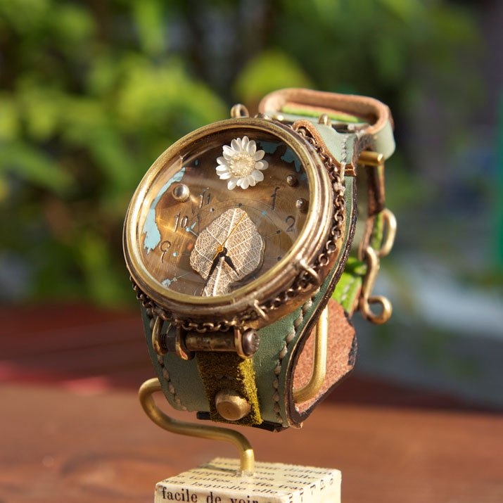 一○奏 腕時計 メルヘンちゃん