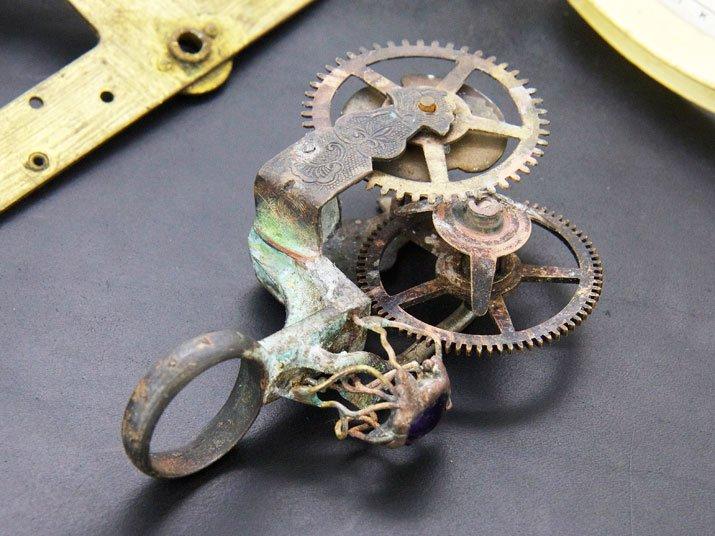 Mantam 歯車リング Carcass