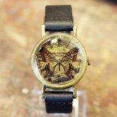 アゲハ蝶の腕時計 Classic Wristwatch L-size Papilioninae