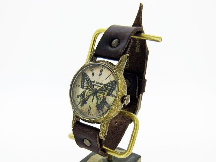 アゲハ蝶の腕時計 Classic Wristwatch M-size Papilioninae