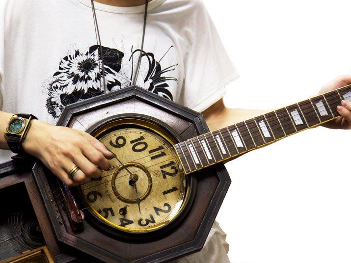 Mantam 時計GUITAR