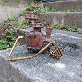 ウケンムケン Steampunk 「ロボット13号」