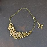 cocoon コクーン 星屑のブレスレット 真鍮