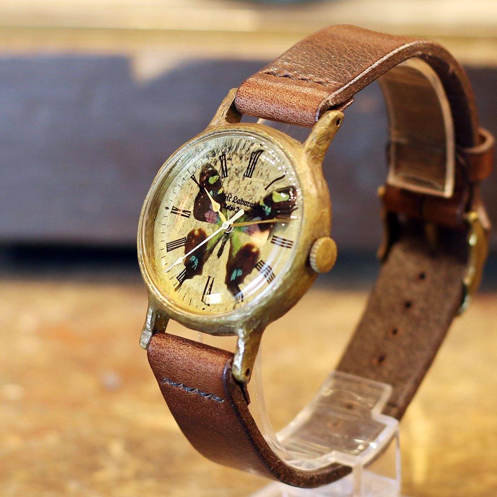 ミイロタイマイの腕時計 Classic Wristwatch (L M SS) Graphium weiskei