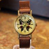 ミイロタイマイの腕時計 Classic Wristwatch (M SS) Graphium weiskei