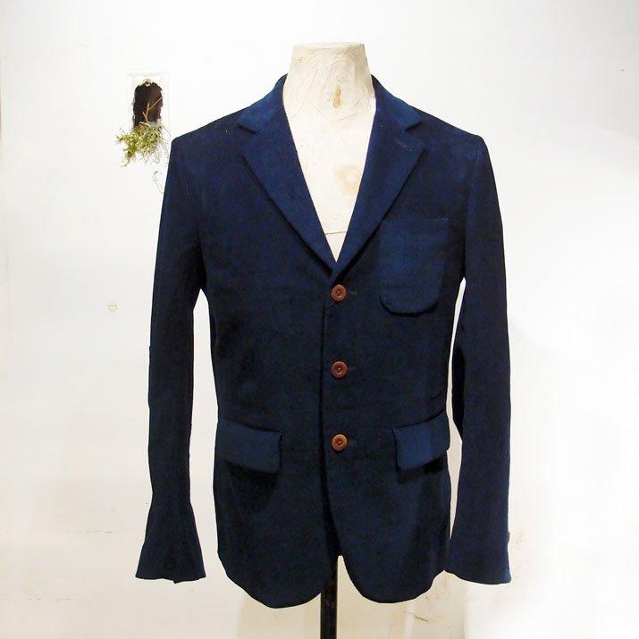 ポストマンジャケット ネイビー postman jacket (NAVY)|PHABLIC×KAZUI ファブリックバイカズイ