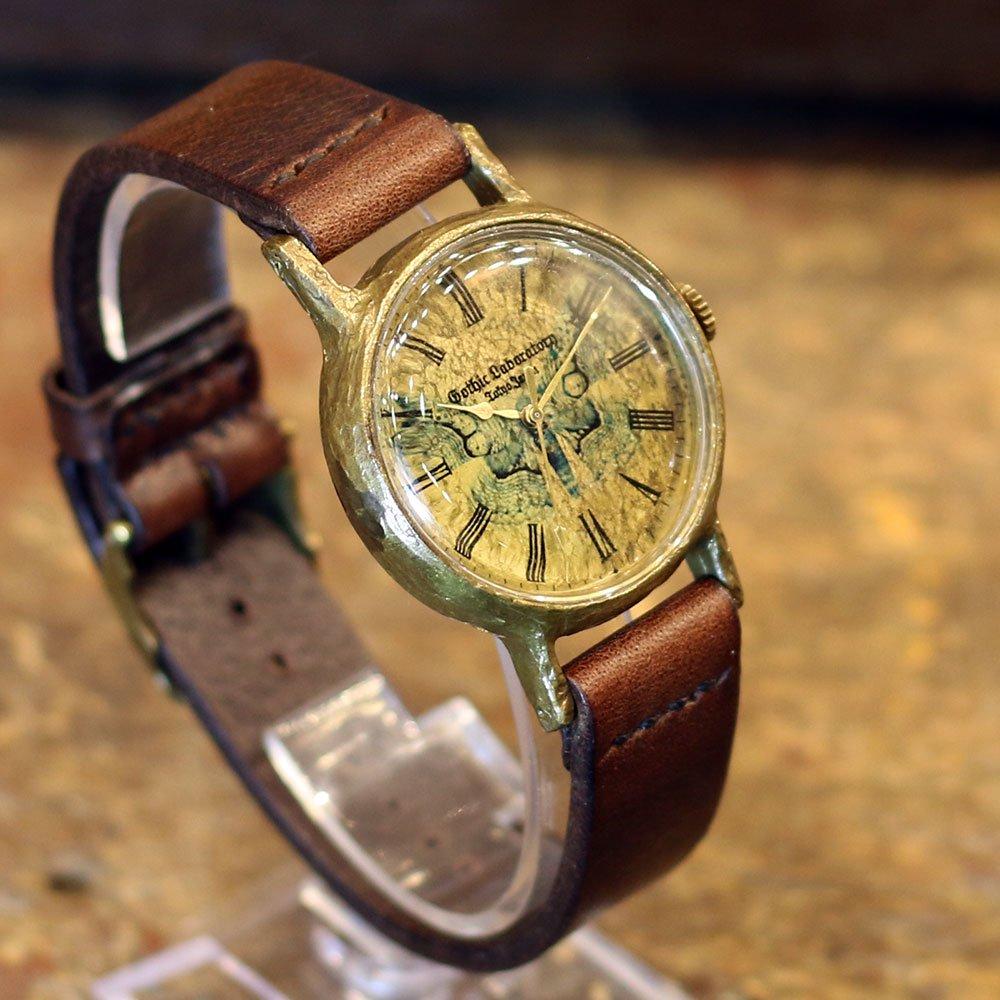 イボタガの腕時計 Classic Wristwatch (L M) Brahmaea hearseyi