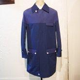 【30%OFF】convertible collar coat NV カラーコート ネイビー |PHABLIC×KAZUI ファブリック×カズイ