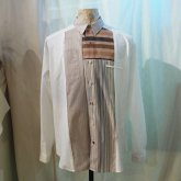 【30%OFF】Change collar shirt レッド|PHABLIC×KAZUI ファブリック×カズイ