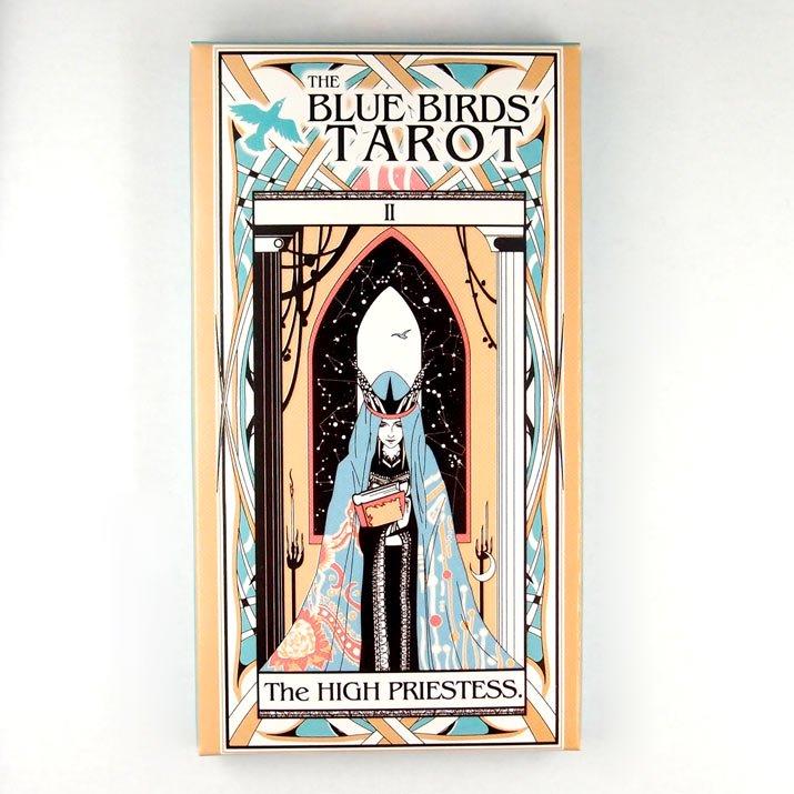 タロットカード The Blue Birds' TAROT 青い鳥のタロット