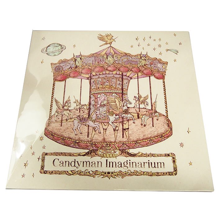 Serph サーフ Candyman Imaginarium EP