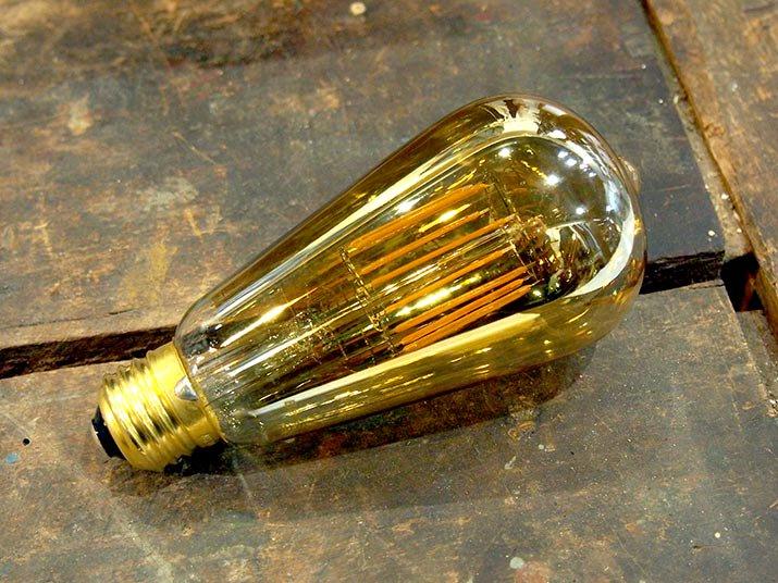 Siphon Edison  サイフォン フィラメントLED電球 エジソン