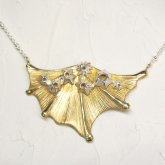 cocoon コクーン fin Neckrace フィンネックレス BR/SV