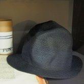 SUBLIME サブライム Hold braid hat ホールドブレードハット:black