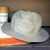 SUBLIME サブライム Hold braid hat ホールドブレードハット:gray