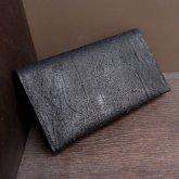 【在庫有】カガリユウスケ 名刺入れ カードケース black ブラック 黒
