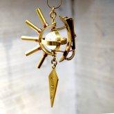 電氣エンドルフィン Wheel of Fortune ネックレス (水晶)