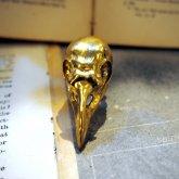 【受注】烏堂 烏頭蓋の指輪 silver925金メッキ
