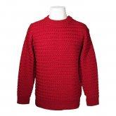 【50%OFF】PHABLIC×KAZUI ファブリックバイカズイ  Sports Neck knit スポーツネックニット Red