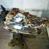 Mantam マンタム 鰐の上顎開閉器水晶灯
