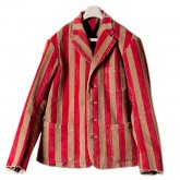 【30%OFF】REVERBERATE リバーバレイト 15-AW-Circus Worker Jacket Red