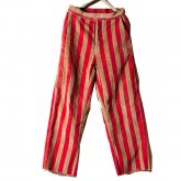 【30%OFF】REVERBERATE リバーバレイト 15-AW-Circus Worker Trousers Red