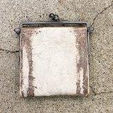 【在庫あり】カガリユウスケ 何かのパーツ小銭入れ 都市型迷彩