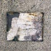 【ラスト1点】カガリユウスケ 封筒型小銭入れ 都市型迷彩